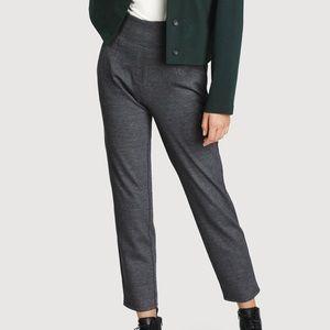 Kit & Ace Mulberry Pants Stretch Trouser Gray Sz 4